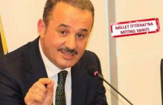 AK Partili Şengül: Kıvranıyorlar, iyice paniğe kapıldılar