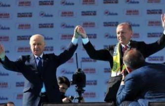 Bahçeli'den ittifak mesajı: Türkiye'nin zaferi olacaktır
