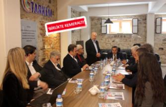 Batur: TARKEM'in Her Projesinde Varım