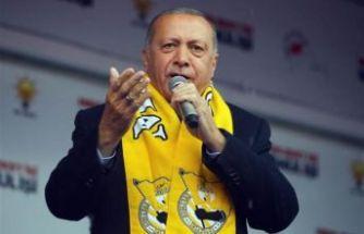 """""""Birileri kur manipülasyonuyla Türkiye'nin şahlanışını durdurmaya çalışıyor"""""""