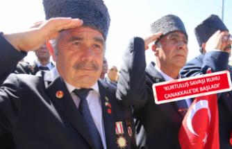 Çanakkale Şehitleri, Karabağlar'da da anıldı