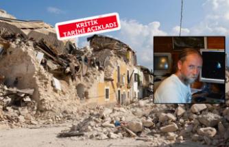 Deprem tahminleri ile tanındı! Türkiye'yi tekrar uyardı