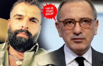 Fatih Altaylı 'erkeklik sorunu var' demişti! Mehmet Akif Alakurt'tan olay cevap
