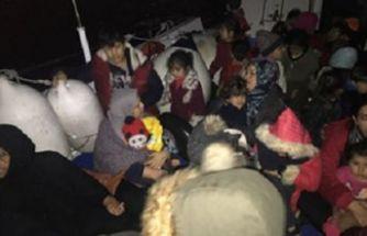 İzmir'de 54 kaçak yakalandı