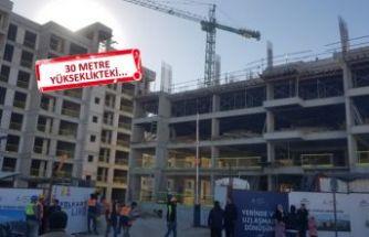İzmir'de korkunç iş kazası