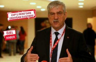 """""""İzmir'e bıraktıkları dövizden dolayı teşekkür ederim"""""""