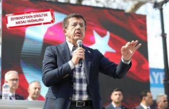 """""""İzmir varlık içinde yokluk çekiyor"""""""