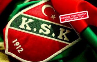 Karşıyaka'nın destek kampanyası ilgisiz kaldı