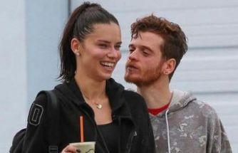 Metin Hara'dan ayrılan Adriana Lima'dan Mevlana paylaşımı