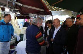 Soyer'den Buca'ya metro müjdesi