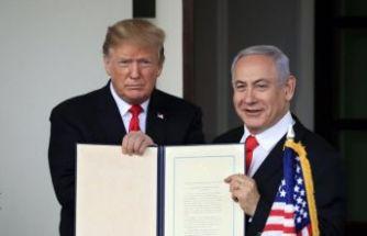 Trump'ın 'Golan Tepeleri' kararına tepki yağıyor
