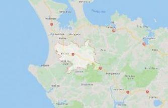 Yeni Zelanda'da 'Şüpheli' yangın