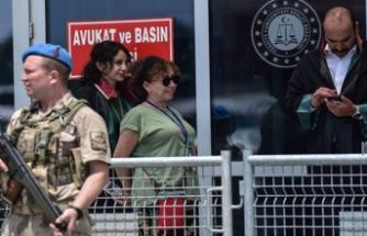 Gezi Parkı davasında tahliye kararı