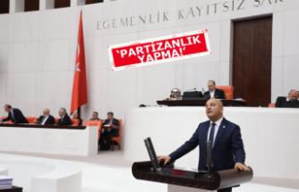 Polat: Halka değil, ranta hizmet!