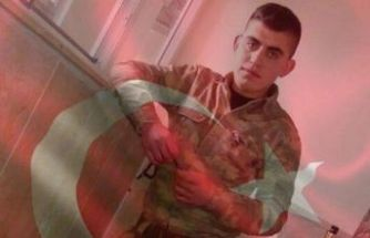 Suriye'den acı haber... 1 asker şehit