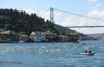 31'inci Samsung Boğaziçi Kıtalararası Yüzme Yarışı'nda şampiyonlar belli oldu