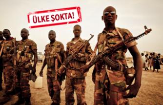 Afrika ülkesi karıştı! Onlarca ölü, yüzlerce yaralı ve gözaltı var!
