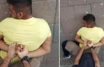 Ailesine anlatınca ortaya çıktı! İğrenç adam tutuklandı