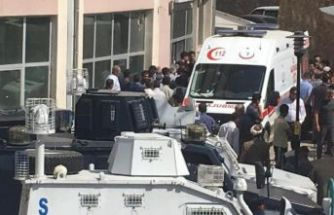 Askeri personel servisine bombalı saldırı