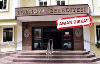 Bornova'dan dolandırıcılara karşı uyarı