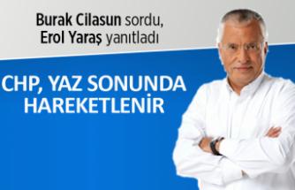 """""""CHP yaz sonunda hareketlenir"""""""