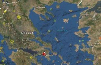 Deprem profesörü, Ege'de olan depremleri değerlendirdi