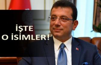 İstanbul Büyükşehir Belediyesi'nde yeni atamalar