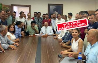 İZENERJİ'de sözleşmeler imzalandı