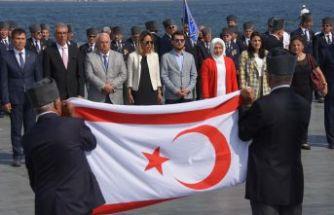 İzmir'de KKTC Barış ve Özgürlük Bayramı kutlaması
