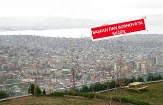 İzmir'e yeni seyir terası