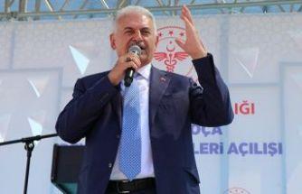 """İzmir'e """"Yıldırım"""" müjdeler"""