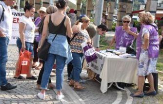 Kadın üniversitesi çalışmasına imzalı tepki