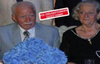 Mucize profesörün eşi hayatını kaybetti