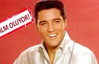 Rock 'N' Roll'un kralı Elvis Presley'in hayatı film oluyor