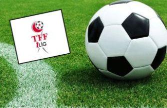 TFF 1'inci Lig fikstür çekimi yapıldı