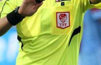 TFF bu sezon Süper Lig'de görev yapacak hakemleri açıkladı
