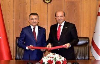 Türkiye'den KKTC'ye 750 milyon TL kaynak