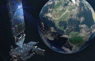 Yeni uydu uzayda şekil değiştirecek!