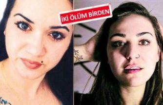 İzmir'de kahreden iki ölüm!