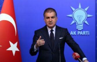 AK Parti'li Çelik: Hükümetimiz Doğu Akdeniz'de gerekli adımları atmayı sürdürecek
