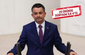 Bakan Pakdemirli: Türkiye dünyada lider