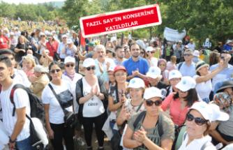 Balçova'dan Kaz Dağları'na destek