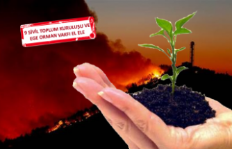 İzmir'de dev kampanya: Hedef, 1 milyon fidan