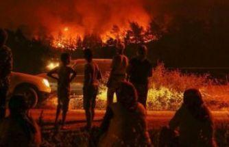 İzmir'in ciğerlerini yakan yangından ilk iyi haber geldi!