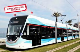 İzmir'in o ilçesine tramvay geliyor