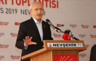 Kılıçdaroğlu'ndan il başkanlarına '7 ilke'