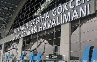 Sabiha Gökçen'i 1 milyondan fazla yolcu kullandı