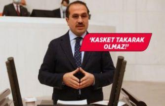 AK Parti'den Soyer'e tarım çıkışı