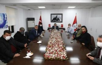 Başkan Batur, elektrik sorunu için devrede