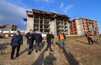 Bergama milyonluk projelerle şahlanıyor